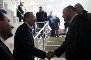 AK Parti Aday Adayları Ziyaretlerine devam ediyor.