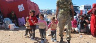 Türkiye'den Kobani'ye insani yardım
