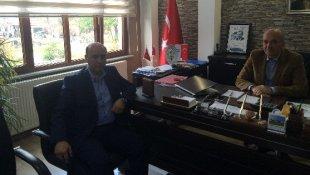 Belediye Başkanımızdan Organize Sanayi Müjdesi