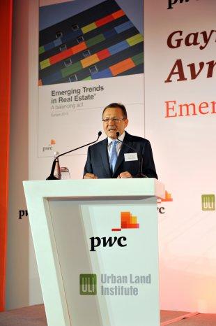 Başkan Uğur İstanbul`da Finans Dünyasına Seslendi