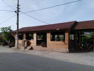 Ahşap Büfe Kafeterya ve Evlerde Garden Mobilya İmzası